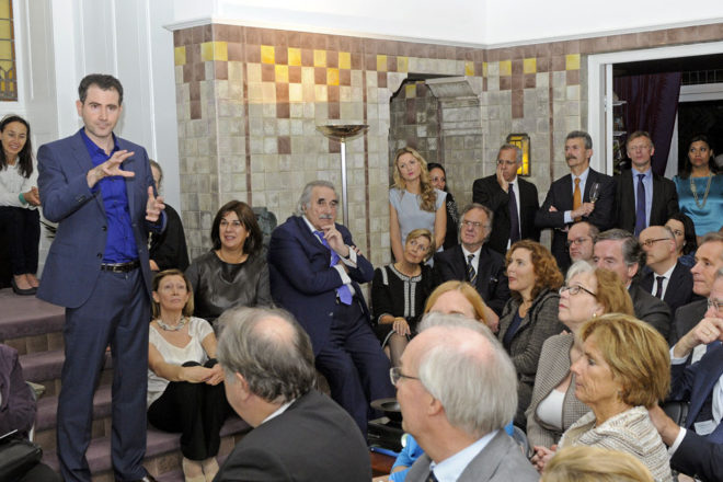 Presidents of Enterprising Organizations National Retreat