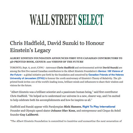 Chris-Hadfield-David-Suzuki-Honour-Einsteins-Legacy